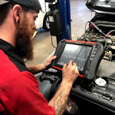 Auto Engine Diagnostics
