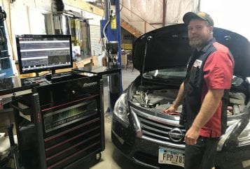 Auto Engine Diagnostics in Papillion Bellevue