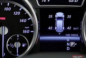 Tire Pressure Monitoring Service