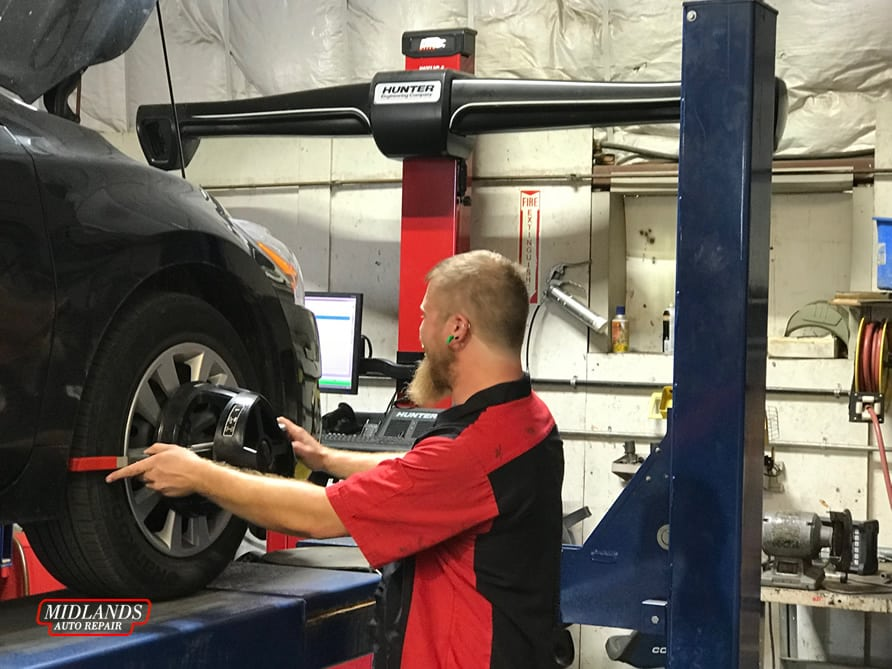 Wheel - Tire Alignment